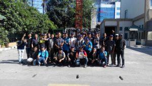 Pelatihan Operator Forklift PT Frisian Flag Indonesia 22 s.d 24 Agustus 2017