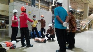 Pelatihan Inhouse K3 Ruang Terbatas (Confined Space) PT. HM Sampoerna, 11 s.d 15 September 2017