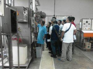 Pelatihan K3 Operator Boiler Kelas I dan Kelas II Publik 25 s.d 30 September 2017
