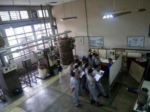Pelatihan K3 Operator Boiler Kelas I Inhouse PT Fajar Surya Wisesa, 25 s.d 30 September 2017