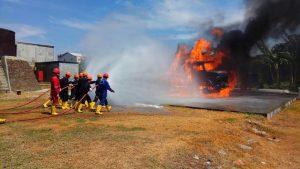 Pelatihan Regu Kebakaran Kelas C Publik 13 s.d 18 September 2017