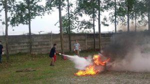 Pelatihan Fire D Inhouse PT Freetrend – Tangerang, 31 Oktober s.d 02 November 2017