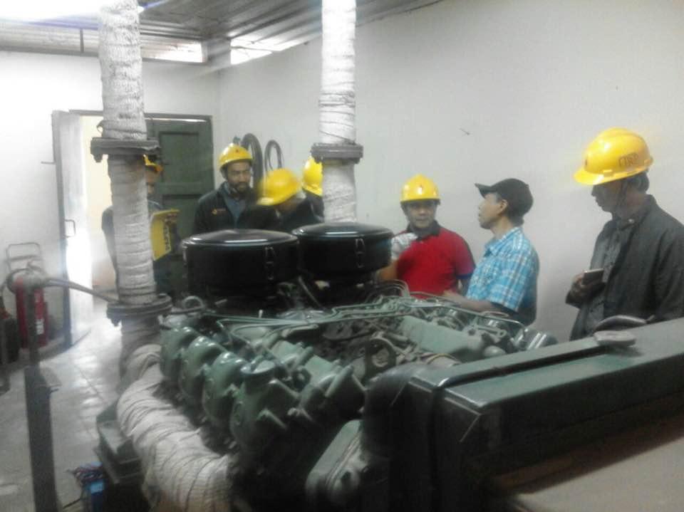 Pelatihan Ahli K3 Listrik Publik, 24 Oktober s.d 4 November 2017