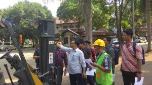 Pelatihan K3 Operator Forklift Publik, Bekasi 01 s.d 03 November 2017