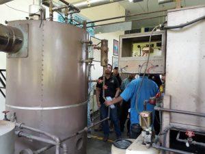 Pelatihan K3 Operator Boiler Kelas I dan Kelas II Publik, 20 s.d 26 November 2017