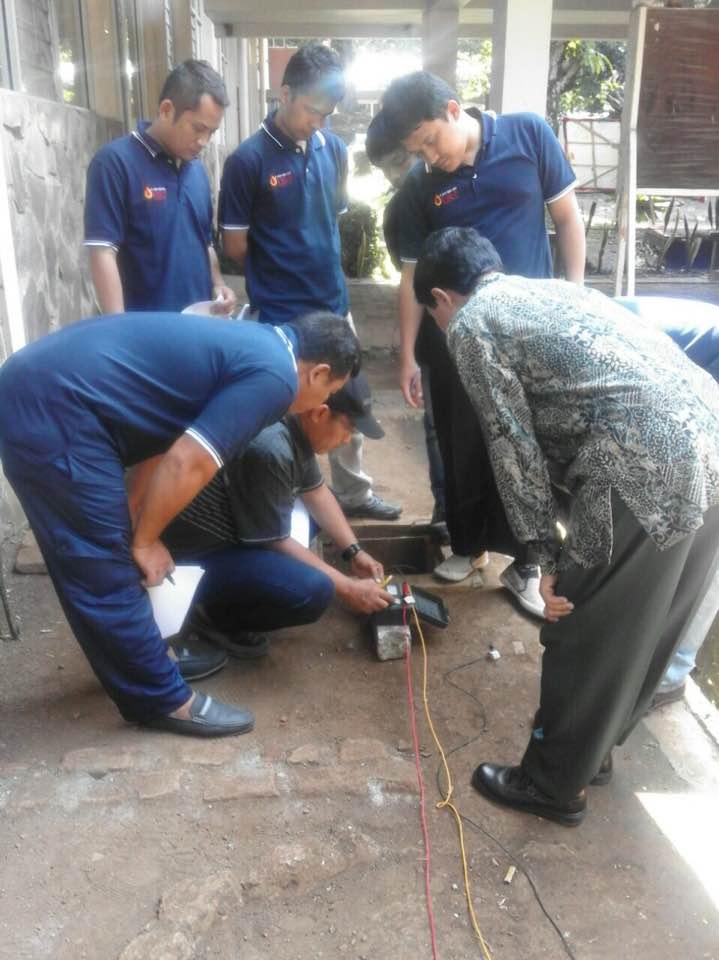Pelatihan K3 Teknisi Listrik Publik, Jakarta 16 s.d 20 Oktober 2017