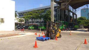 Pelatihan K3 Operator Forklift Publik, 05 s.d 07 Desember 2017
