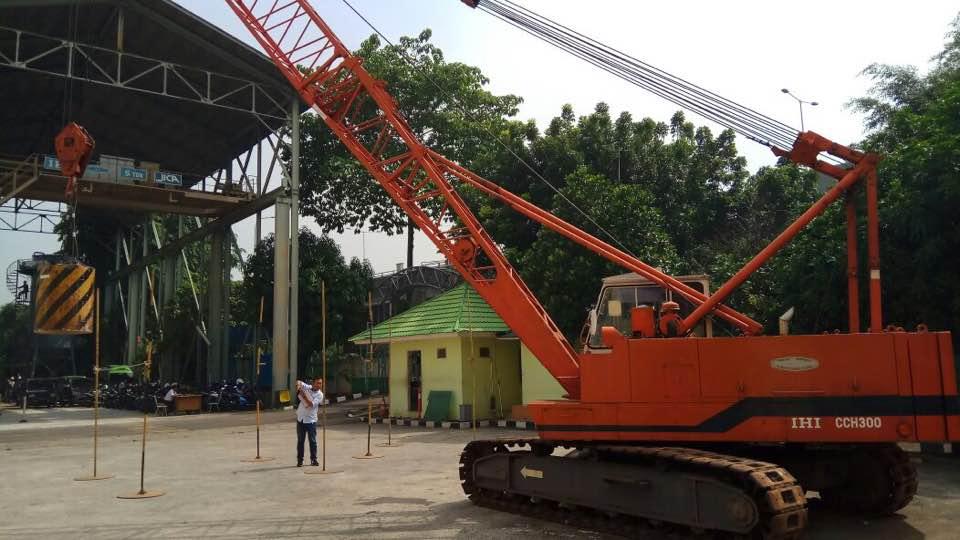 Pelatihan Operator Crane Publik, 13 s.d 16 November 2017