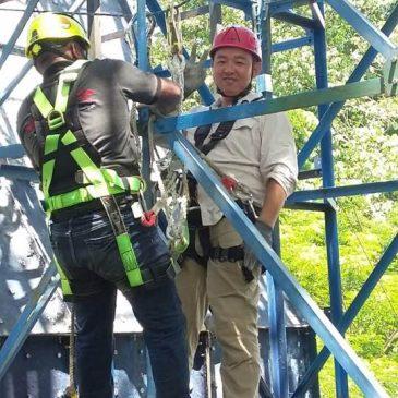 Pelatihan Tenaga Kerja Bangunan Tinggi Tingkat 2 PT Siemens Ganesa Pare-Pare Inhouse, 18 s.d 19 November 2017