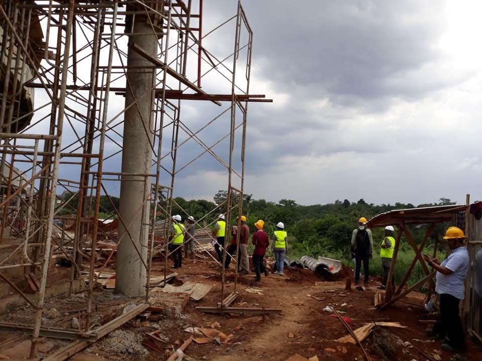 Pelatihan Ahli K3 Muda Konstruksi Publik, 20 s.d 24 November 2017