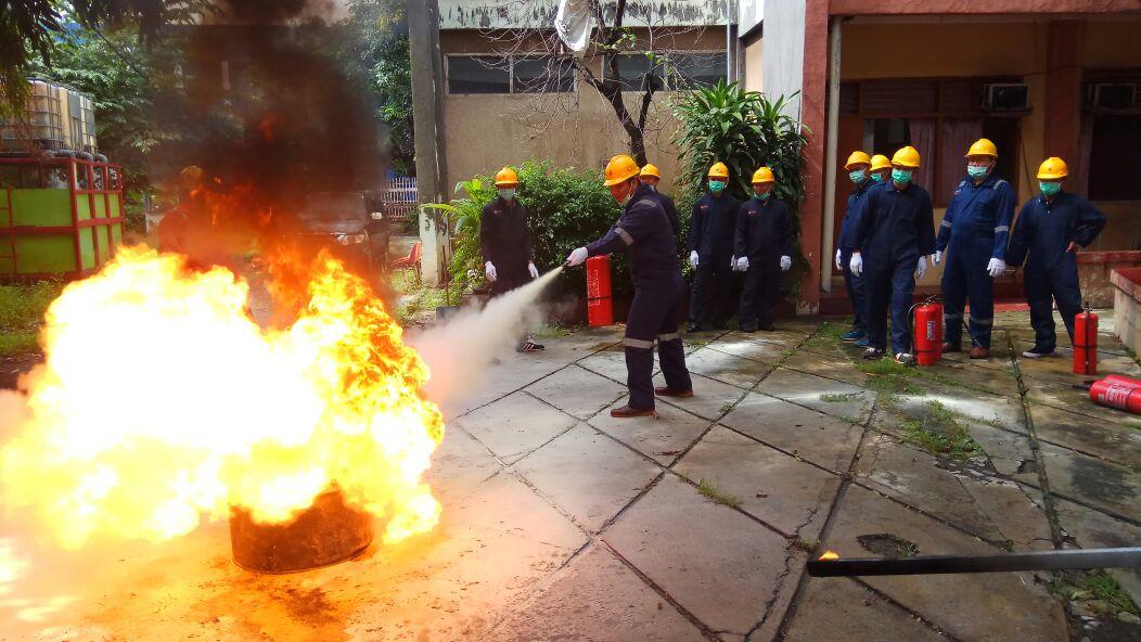 Pelatihan Petugas Kebakaran Kelas D (Fire D), 24 s.d 26 Januari 2018 di Jakarta