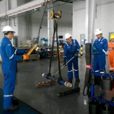 Pelatihan Operator Crane Refres PT Schlumberger Inhouse, 10 Januari 2018
