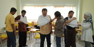 Pelatihan Petugas P3K Publik, 13 s.d 15 Februari 2018