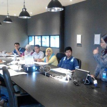 Pelatihan Petugas P3K PT Varley Indonesia, 06 s.d 08 Februari 2018