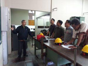 Pelatihan Ahli K3 Listrik Publik, 02 s.d 14 April 2018