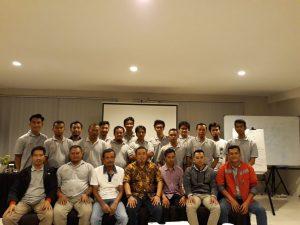 Pelatihan Petugas K3 Teknisi Listrik Publik, 09 s.d 13 April 2018