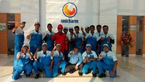 Pelatihan Petugas Kebakaran Kelas D (Fire D) Inhouse PT Unicarm, 03 s.d 04 Mei 2018