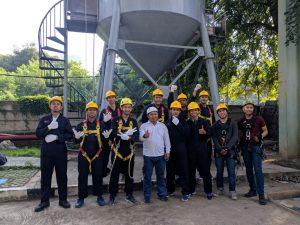 Pelatihan Tenaga Kerja Bangunan Tinggi Tingkat 2 Publik, 08 s.d 09 Mei 2018