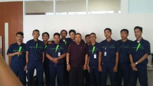 Pelatihan Petugas K3 Teknisi Listrik Inhouse PT Airkon Pratama, 30 April s.d 04 Mei 2018
