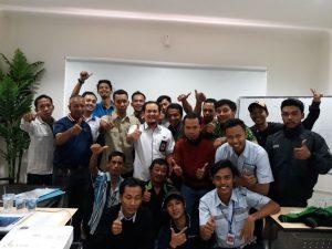 Pelatihan K3 Operator Forklift Publik, 07 s.d 09 Mei 2018