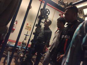Pelatihan Fire B+A Publik, 31 Oktober s.d 03 November 2018