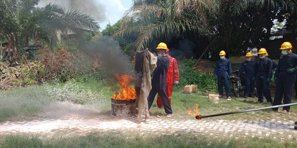 Pelatihan Petugas Kebakaran Kelas D (Fire D) Publik, 30 Oktober s.d 01 November 2018