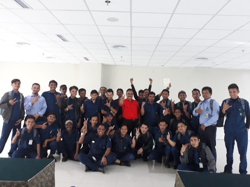 Pelatihan K3 Diesel Inhouse Rumah Sakit Hermina Jakarta, 14 s.d 17 November 2018