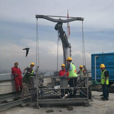 Pelatihan K3 Operator Gondola Publik, 08 s.d 10 November 2018