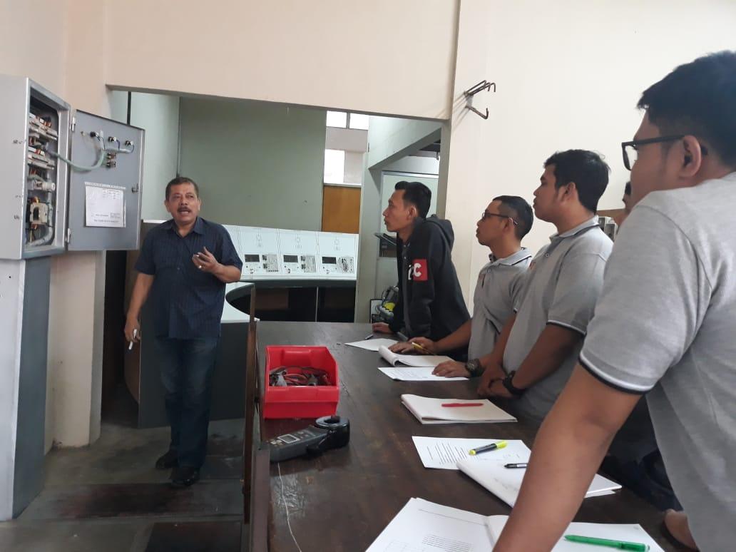 Pelatihan Petugas K3 Teknisi Listrik Publik, 29 Oktober s.d 02 November 2018