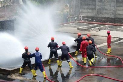 Pelatihan Regu Kebakaran Kelas C (Fire C) Publik, 31 Oktober s.d 05 November 2018