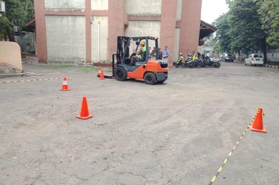 Pelatihan K3 Operator Forklift Publik, 06 s.d 08 November 2018 Jakarta
