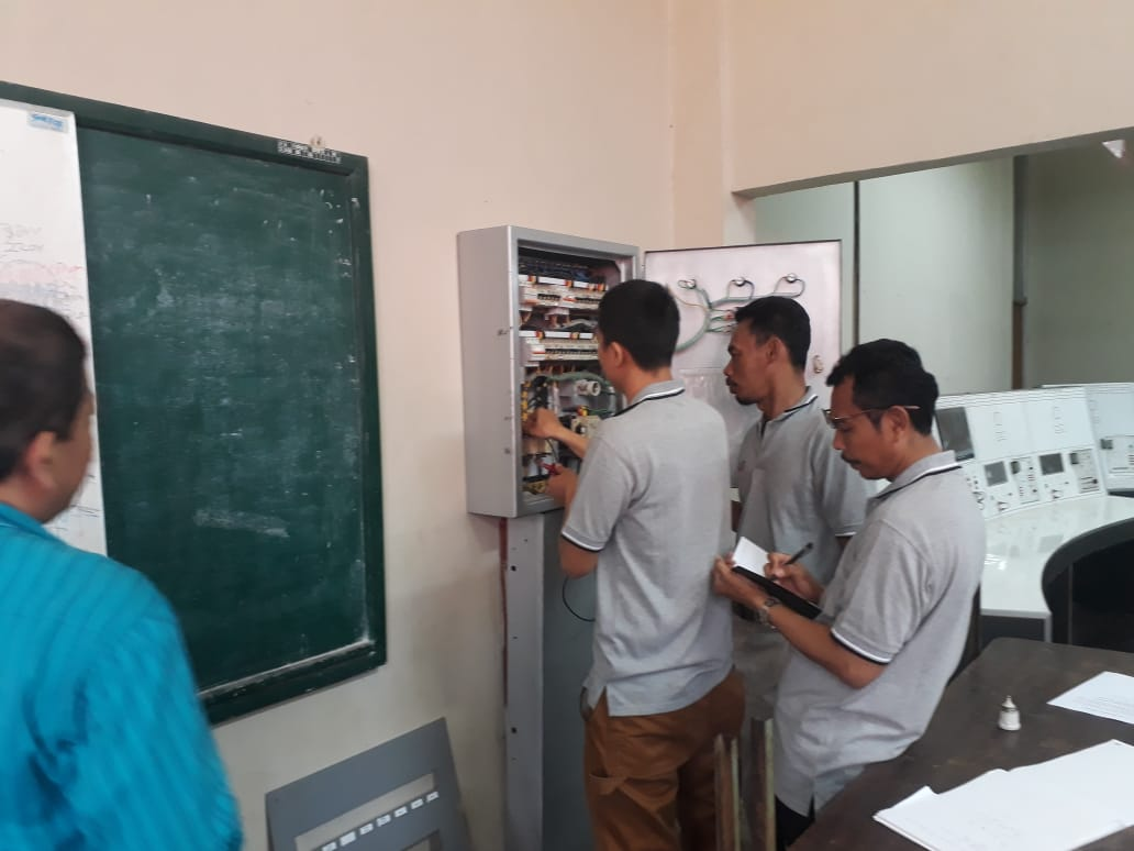 Pelatihan Petugas K3 Teknisi Listrik Publik, 26 s.d 30 November 2018