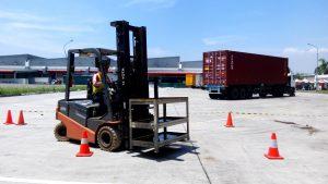 Pelatihan K3 Operator Forklift Inhouse PT HM Sampoerna, 21 s.d 23 November 2018 Jakarta