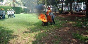 Pelatihan Petugas Kebakaran Kelas D (Fire D) Publik, 03 s.d 05 Desember 2018