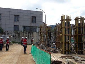 Pelatihan Ahli K3 Muda Konstruksi Publik, 03 s.d 07 Desember 2018