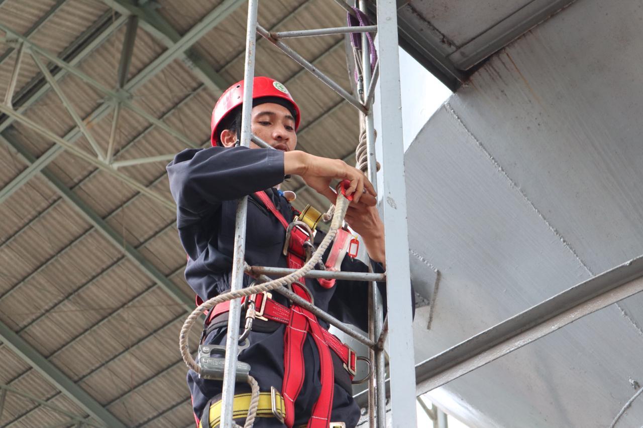 Pelatihan Tenaga Kerja Bangunan Tinggi Tingkat 2 Publik, 21 s.d 22 November 2018