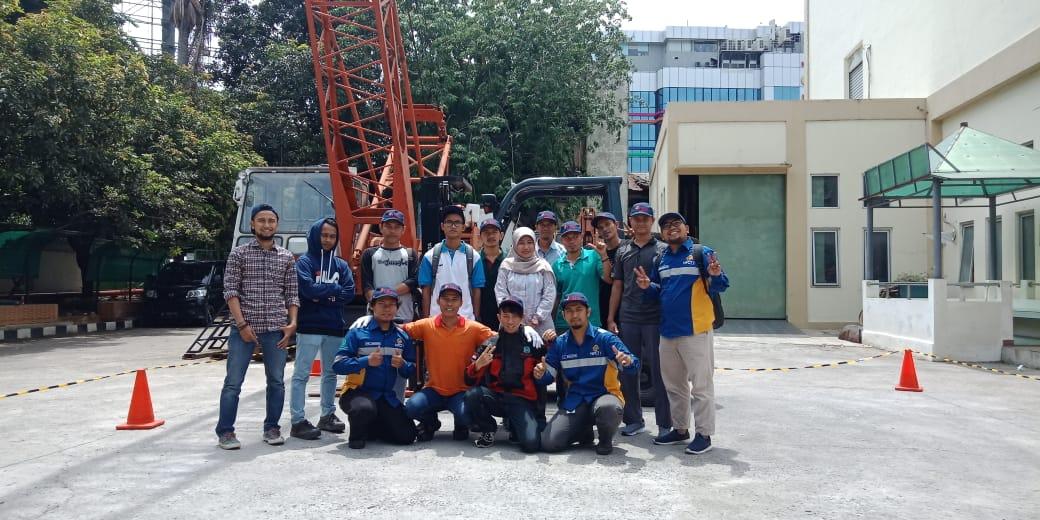 Pelatihan K3 Operator Forklift Publik, 18 s.d 20 Desember 2018 Jakarta