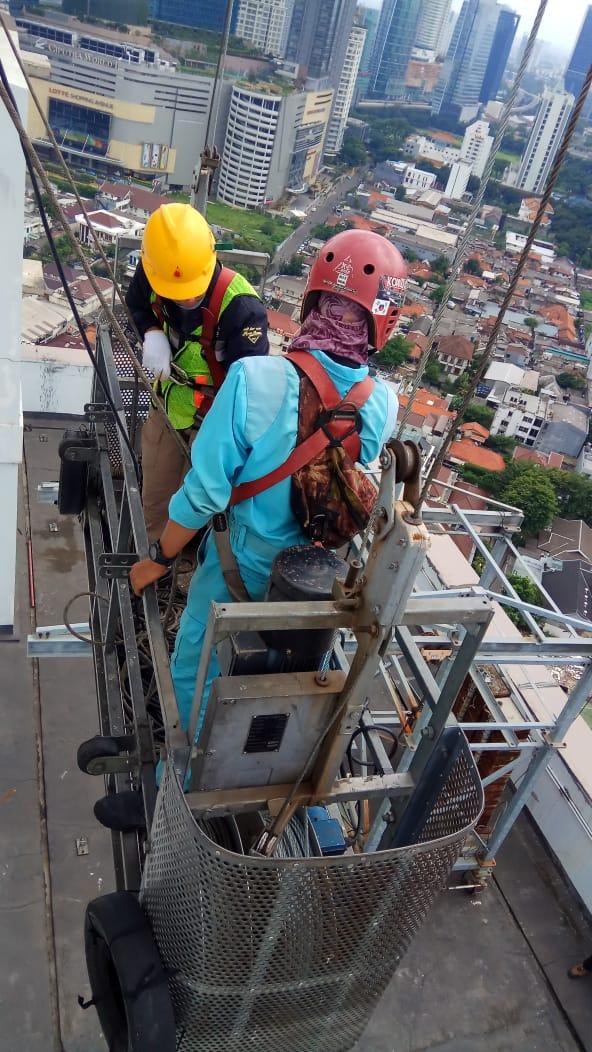 Pelatihan K3 Operator Gondola Publik, 24 s.d 26 Januari 2019. Jakarta