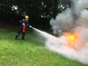 Pelatihan Petugas Kebakaran Kelas D (Fire D) Publik, 18 s.d 20 Februari 2019