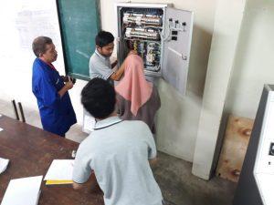 Pelatihan Petugas K3 Teknisi Listrik Publik, 11 s.d 15 Februari 2019. Jakarta-Bandung