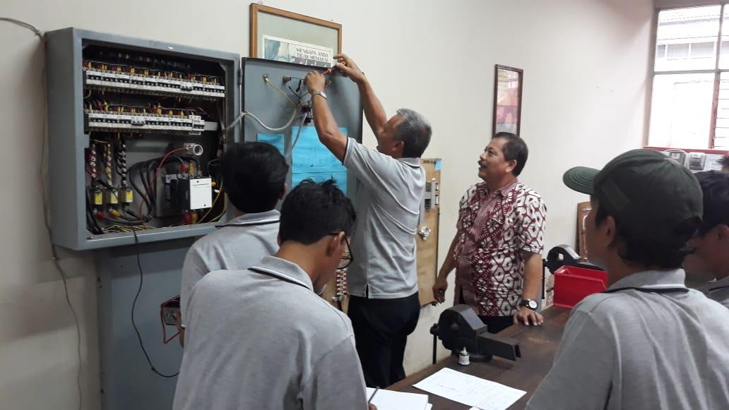 Pelatihan Petugas K3 Teknisi Listrik Publik, 11 s.d 16 Maret 2019. Jakarta-Bandung