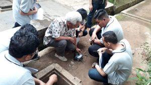 Pelatihan Petugas K3 Teknisi Listrik Publik, 25 Februari s.d 01 Maret 2019. Jakarta-Bandung