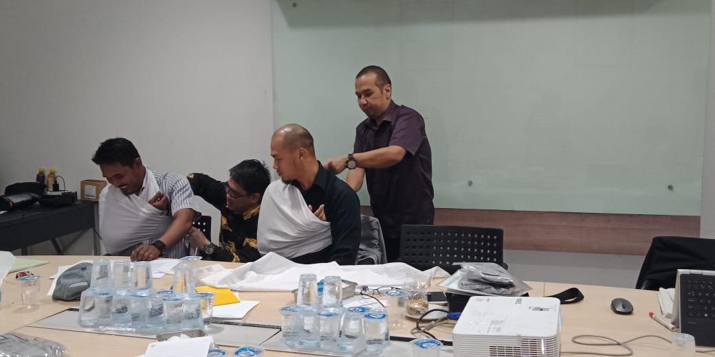Pelatihan Petugas P3K Publik, 04 s.d 06 Maret 2019