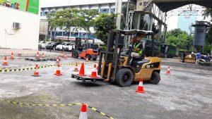 Pelatihan K3 Operator Forklift Publik, 04 s.d 06 Maret 2019 Jakarta