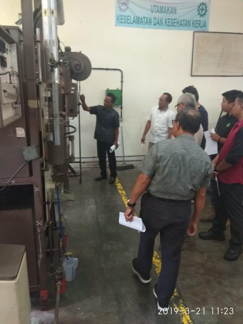 Pelatihan K3 Operator Boiler Kelas I & 2 Publik, 18 s.d 23 Maret 2019. Jakarta-Bandung