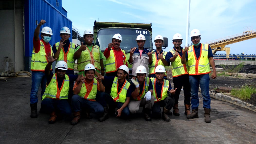 Pelatihan K3 Alat Berat Inhouse PT Lestari Banten Sinergi, 11 s.d 15 Maret 2019
