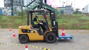 Pelatihan K3 Operator Forklift Publik, 26 s.d 28 Februari 2019 Bekasi