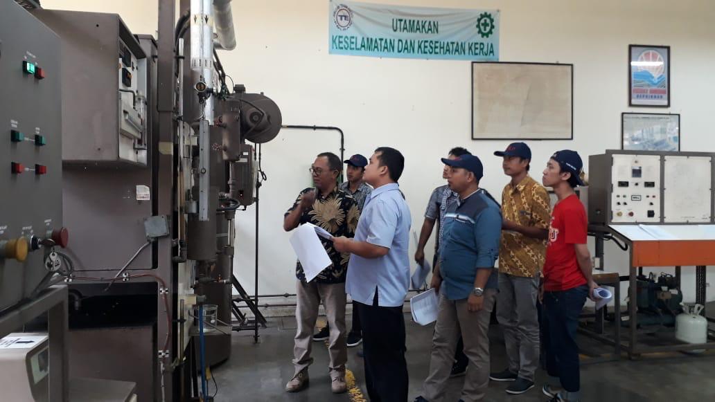 Pelatihan K3 Operator Boiler Kelas I & 2 Publik, 08 s.d 13 April 2019. Jakarta-Bandung