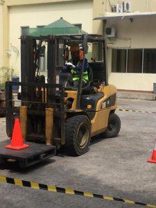 Pelatihan K3 Operator Forklift Publik, 01,02 s.d 04 April 2019-Jakarta