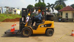 Pelatihan K3 Operator Forklift Publik, 09 s.d 11 April 2019-Jakarta